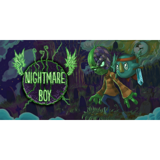 Nightmare Boy Steam Key