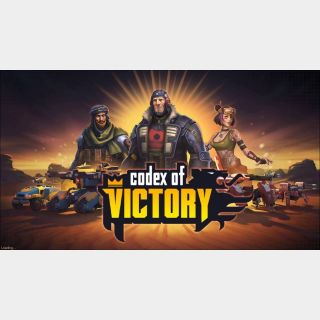 Codex of Victory Steam Key