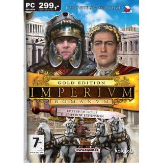 Imperium Romanum Gold Edition Steam Key