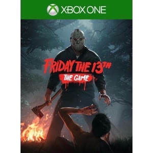 Friday the 13th: The Game Xbox One Digital Code (US)