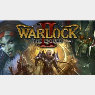 Warlock II : The Exiled Steam Key