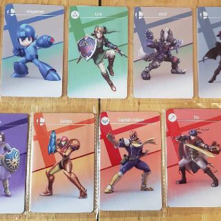 Pick ANY 10 Amiibos!