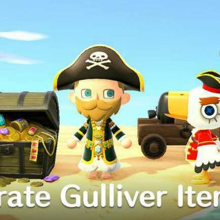 Bundle | Pirate Items!