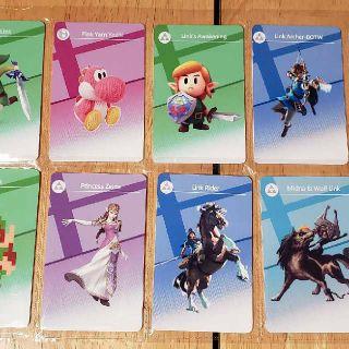 Amiibo Cards PICK ANY (10)