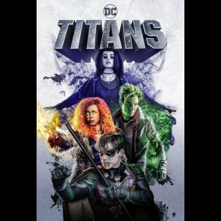 Titans S1 | HDX at VUDU
