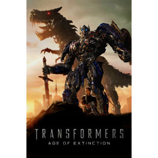 Transformers: Age of Extinction | 4K at iTunes