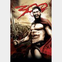300 | 4K at VUDU or MoviesAnywhere