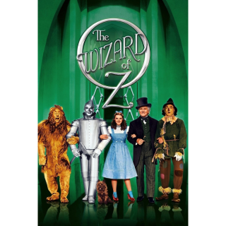 The Wizard of Oz | 4K at VUDU or MA