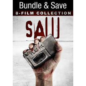 Saw 8-Film Collection | HDX at VUDU