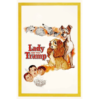 Lady and the Tramp (1955) | HD at VUDU or MoviesAnywhere