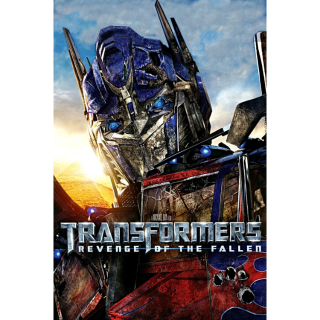 Transformers: Revenge of the Fallen | 4K at iTunes