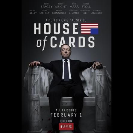 House of Cards Season 1 HD