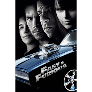 Fast & Furious | 4K at iTunes