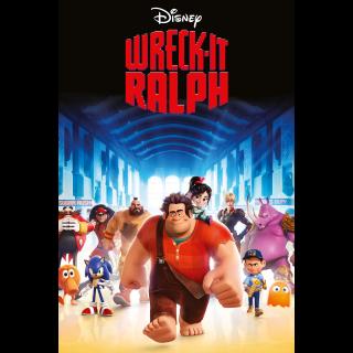 Wreck-It Ralph | 4K + DMR points