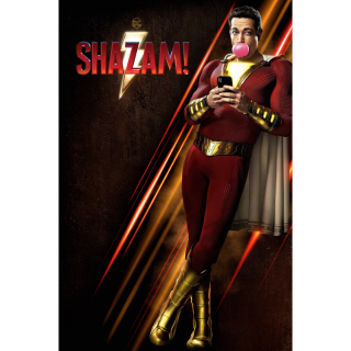 Shazam! | HDX at VUDU or MA