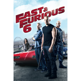 Fast & Furious 6 (Extended) | 4K at iTunes