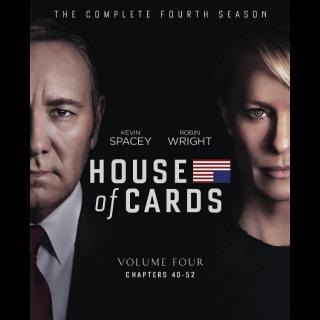 House of Cards Season 4 HD
