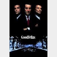 GoodFellas | 4K at VUDU or Movies Anywhere