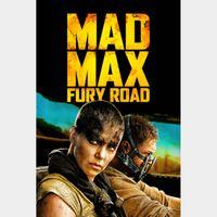 Mad Max: Fury Road | 4K at VUDU or MoviesAnywhere