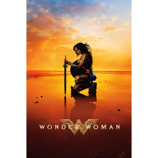 Wonder Woman | 4K at VUDU or MoviesAnywhere