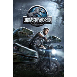 Jurassic World | HD at VUDU or MoviesAnywhere