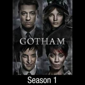 Gotham S1 | HDX at VUDU