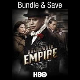 Boardwalk Empire: The Complete Series   HDX on VUDU