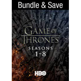 Game of Thrones: Complete Series   HDX at VUDU
