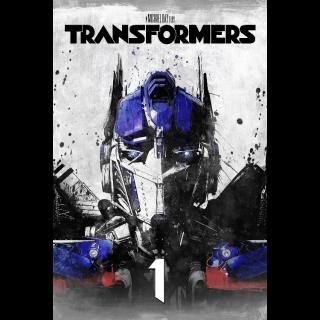 Transformers | 4K at iTunes
