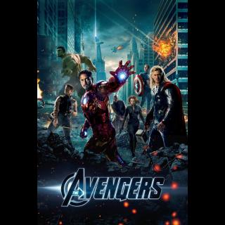 The Avengers | 4K + DMR Points