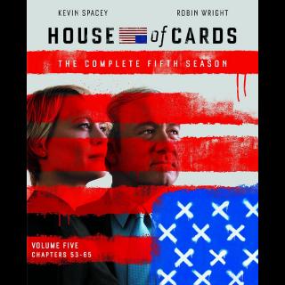 House of Cards Season 5 HD