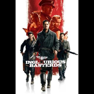 Inglourious Basterds | HDX at VUDU or MA