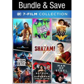 DC 7 Film Collection | 4K at MoviesAnywhere