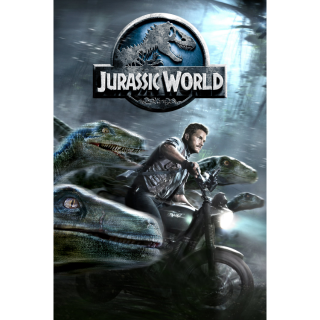 Jurassic World | 4K at VUDU or MA