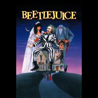 Beetlejuice | HD at VUDU or MoviesAnywhere