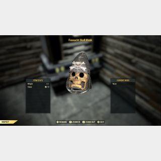 Apparel | fasnacht skull mask