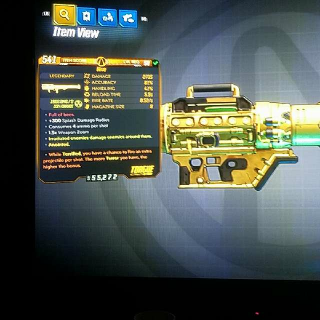 Weapon   Anointed Hive