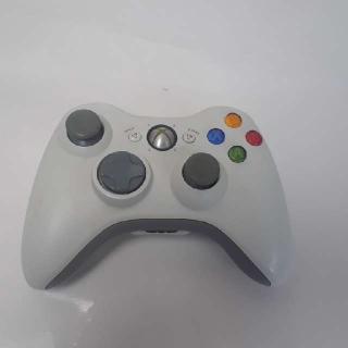 Wireless Xbox 360 Controler (White)