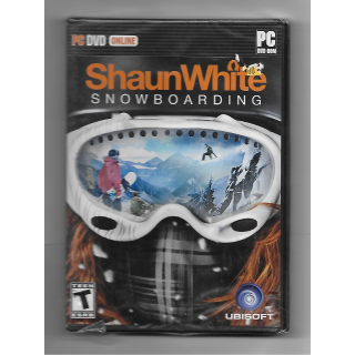 Shaun White Snowboarding for PC