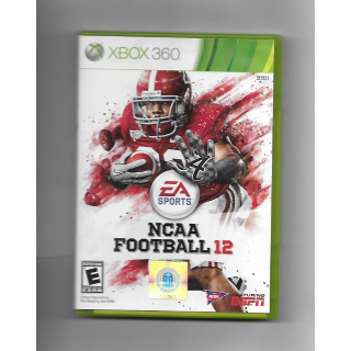 NCAA Football 12 for Xbox 360