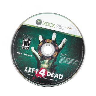 Left 4 Dead Game of the Year Edition for Xbox 360
