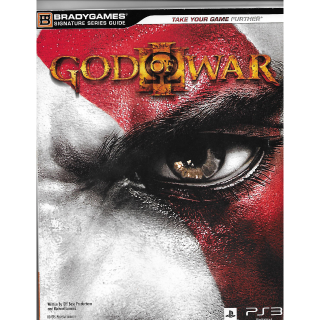God of War 3 Official Strategy Guide
