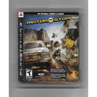 MotorStorm for Playstation 3