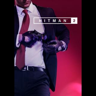 Hitman 2 Standard Edition Bundle [INSTANT DELIVERY]