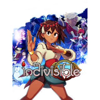 Indivisible Steam Key [GLOBAL]