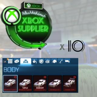 Bundle   x10 PCC Imports