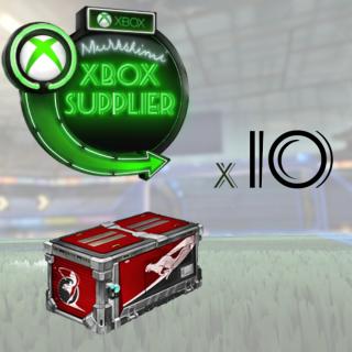 Ferocity Crate   10x