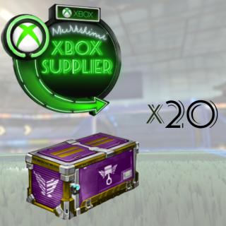 Zephyr Crate   20x