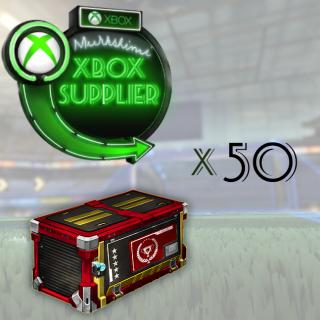 Triumph Crate   50x