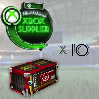 Triumph Crate   10x